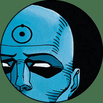 partie de couverture de Watchmen © Urban Comics © D.C. Comics