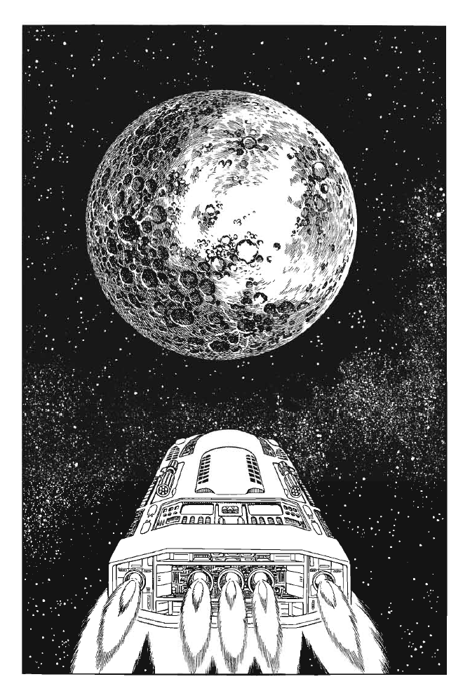 Planche de Kaos t.3 © 1979-1979, Kodansha, 2009, Cornélius, Osamu Tezuka